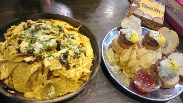 foodie duo