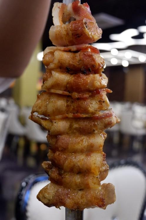 Frangco con Bacon